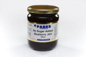 No Sugar Added Jams