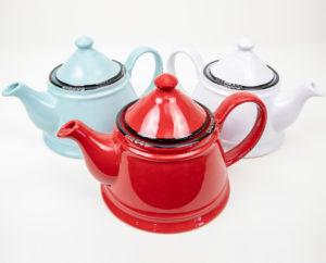 Tea Pots and Mugs